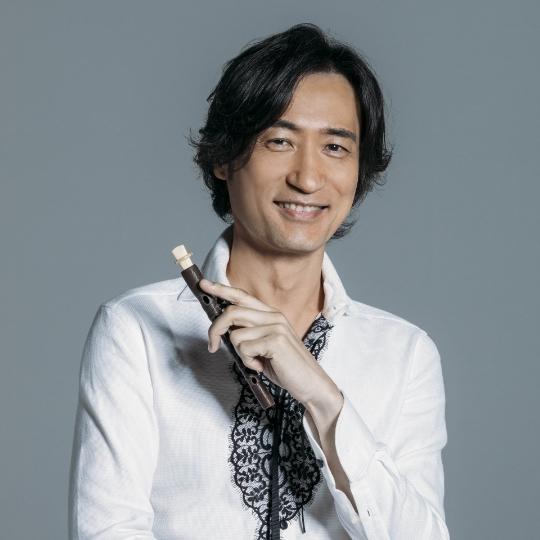 東儀 秀樹 Hideki Togi